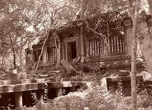 Cambodian Temple (Submitted by Nigel Burch)