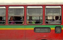 Bus, Mumbai, India