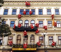 Santa Claus invasion, Prague