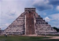 Castillo, Chichen Itza, Mexico