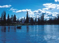 Boating on the Kenai River