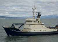 M/V Tiglax in Kachemak Bay