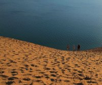 Sleeping Bear Dunes, Michigan, US