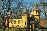 Curwood Castle Owosso, Michigan, US