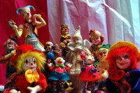 Clown Dolls