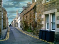 A Street, St. Andrews, Scotland