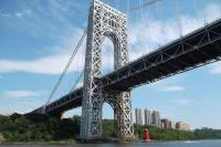 George Washington Bridge, New York, US