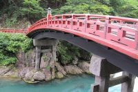 Bridge, Nikko, Japan