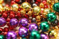 Mardi Grass Beads