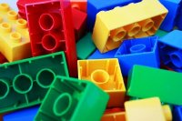 Colourful Bricks