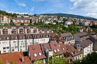 Neuchatel City, Switzerland