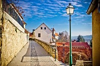 Town of Varazdinske Toplice Walkway, Croatia