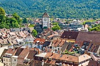 City of Freiburg, Black Forest, Germany