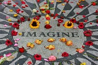 Strawberry Fields, New York, Central Park