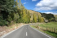 Rural Road, New Zealand