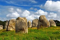 Megalithic Monuments in Brittany, France