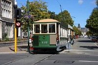 Christchurch Tram, New Zealand