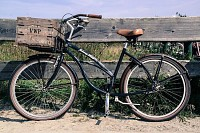 Bicycle at Countryside