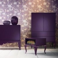 Purple Furniture Pieces