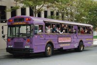 Big Purple Bus