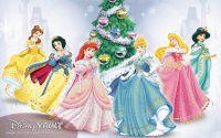 Christmas Princesses