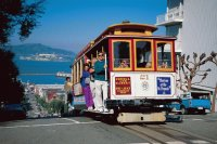 Cable Car-San Francisco