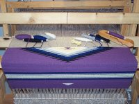 Saltillo Sarapes Weaving