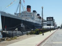 Queen Mary - Longbeach - USA.