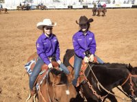 Girls Rodeo Team