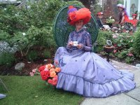 Victorian Tea Party-Red Hat Society