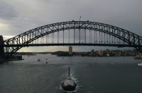 Sydney harbour bridge - Sydney - Australia,