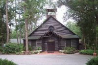 Church in the Pine Barrens