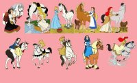 Princesses with Horses