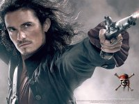 Will Turner - Orlando Bloom - POTC