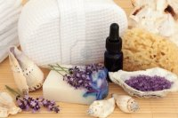 Lavender Aroma Therapy Treatment