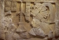 king of Yaxchilan