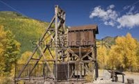 Colorado - abandoned gold mill