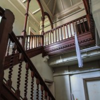Winstanley stairs