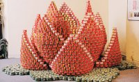 canned food art