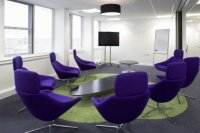 Purple Conference Room