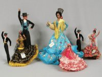Marin Chiclana dolls from Spain