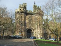 Lancaster Castle witch tower