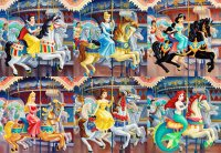 Princesses in Carousel