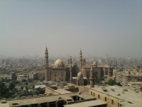 Ancient Cairo, Sultan Hassan Mosque