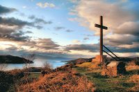Highland Hilltop Cross