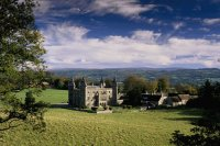 Dinefwr Manor Wales