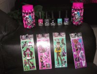 tudo da monster high