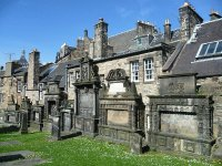 Greyfriar 's Cemetery haunted by Lord Mackenzie