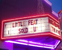 Little Feat Sold Out