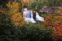 Blackwater Falls, Virginia, U.S.